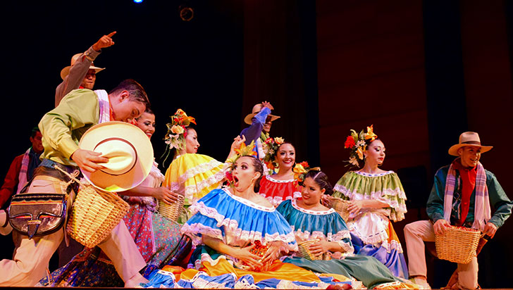 Este miércoles, gala de tango y folclor en casa de la cultura de Calarcá