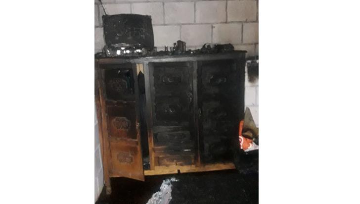 Llamas en Calarcá no dejaron víctimas