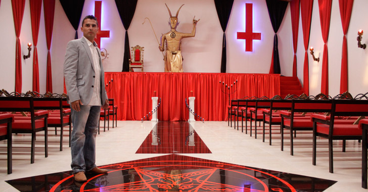 ¿Gobernadora ad hoc cerraría iglesia de Lucifer en el Quindío?