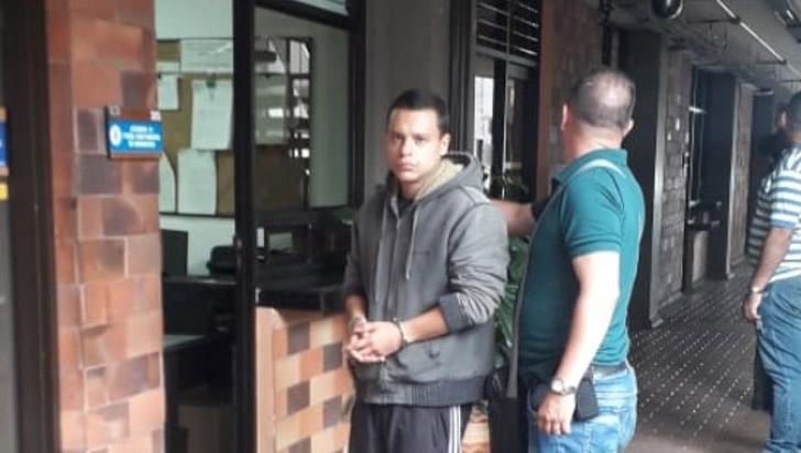 Legalizaron captura de presunto asesino del profesor José Leonardo León