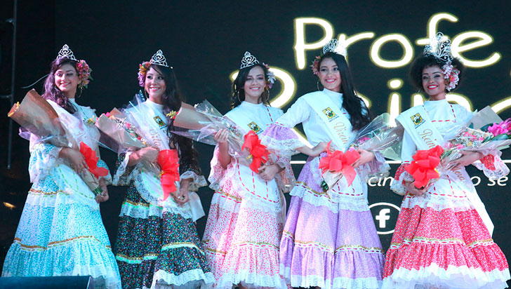 Reinado de la Chapolera convoca a mujeres entre 18 y 24 años para participar del certamen