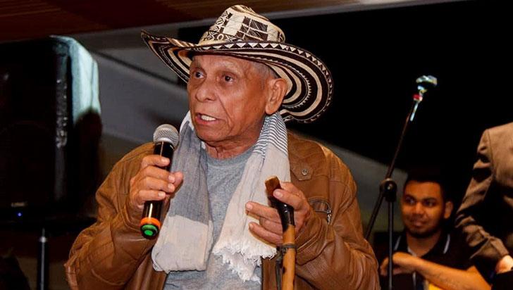 Adolfo Pacheco, el último juglar vallenato