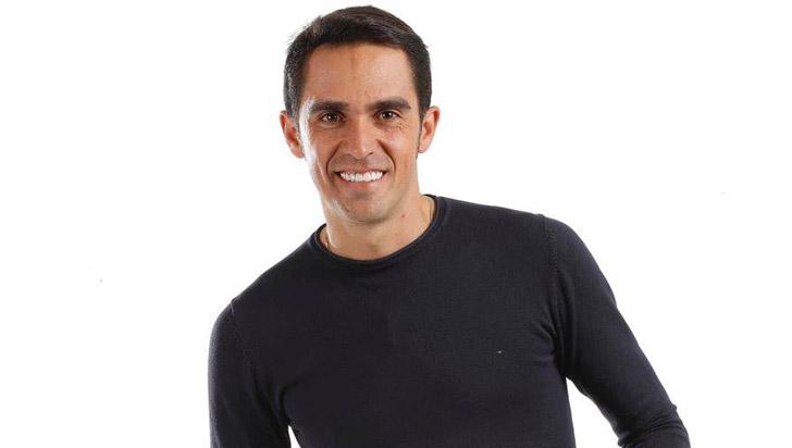 El español Alberto Contador estará en El Giro de Rigo