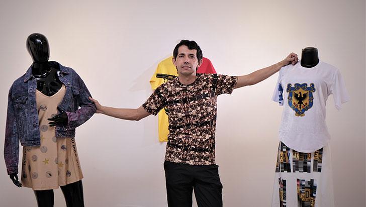 Monotips & trips, obra de Álvaro Herrera será inaugurada este miércoles en la Alianza Francesa
