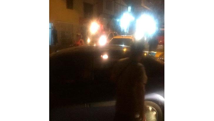 Persecución en La Patria permitió la recuperación de un vehículo