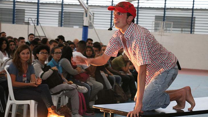 V Festival de Artes llega en septiembre al GI School