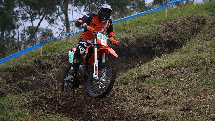 Liga de motociclismo ratificó su reconocimiento deportivo