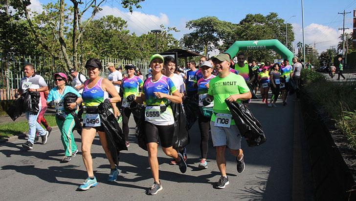 El running se tomará la ciclovía Centenario