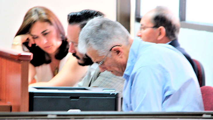 Exalcalde David Barros V., culpable del delito de enriquecimiento ilícito