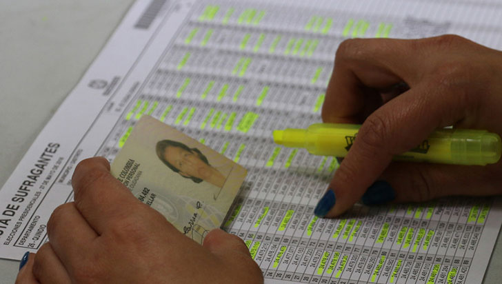 258.953 ciudadanos, potencial electoral en Armenia