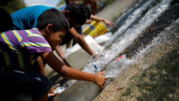 Agua contaminada  ¿de qué nos sirve?