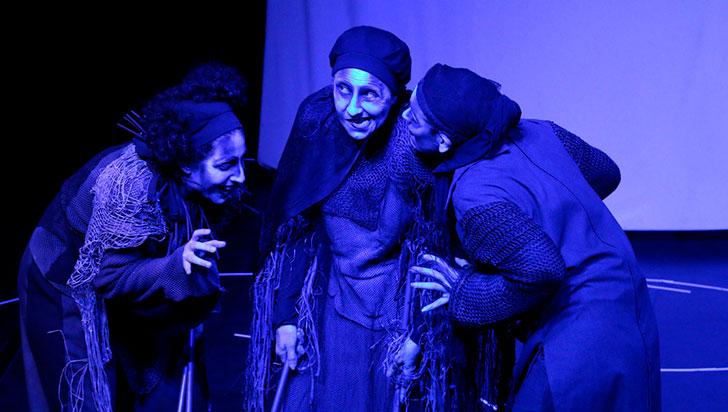 Inscripciones abiertas para talentos estudiantiles de teatro en Armenia