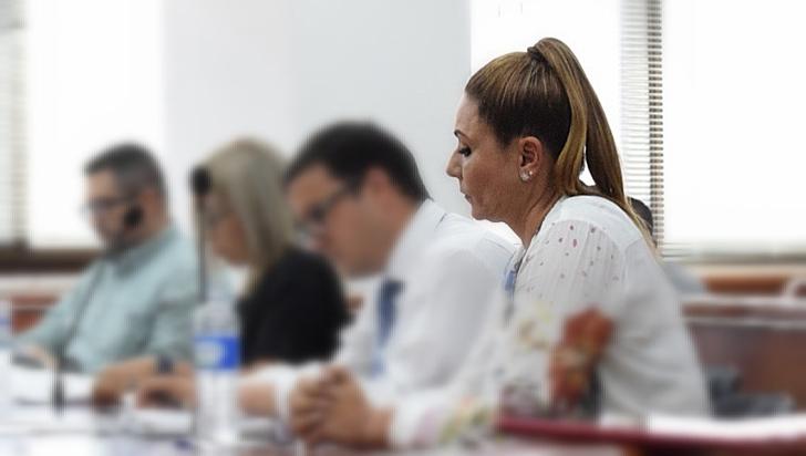 Luz Piedad Valencia, condenada a 77 meses de prisión