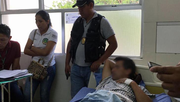 Hombre en Bolivia envenenó y apuñaló a sus cuatro hijos