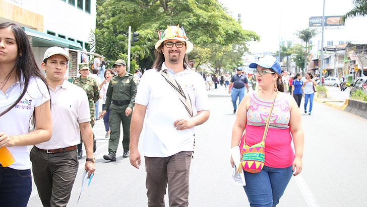 Hasta el 9 de septiembre,  Semana por la paz en Quindío