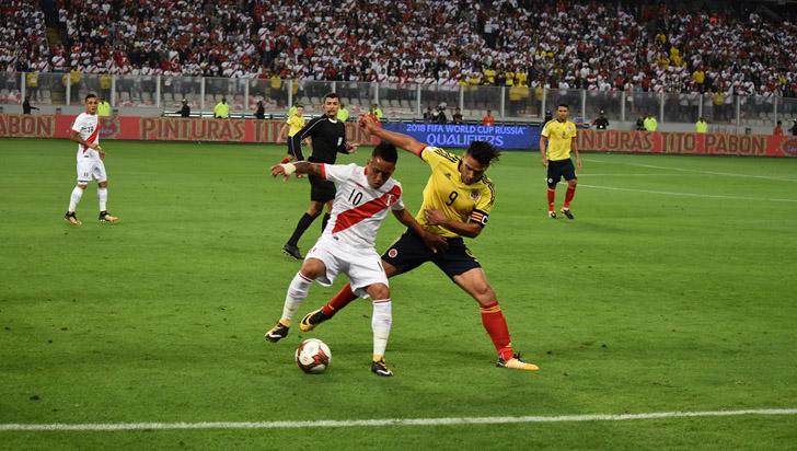En amistoso en Miami, Colombia se enfrentará a Perú