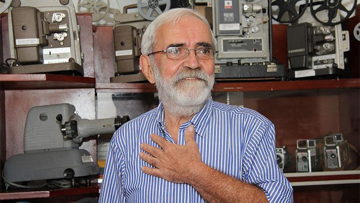 Falleció Luis Fernando Londoño, gestor del museo Gráfico y audiovisual del Quindío