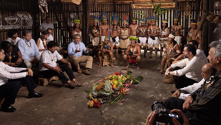 Presidentes firman Pacto de Leticia para preservar la Amazonía