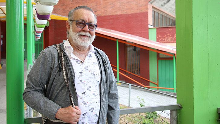 La poesía nadaísta llegó al Luis Vidales con Jotamario Arbeláez