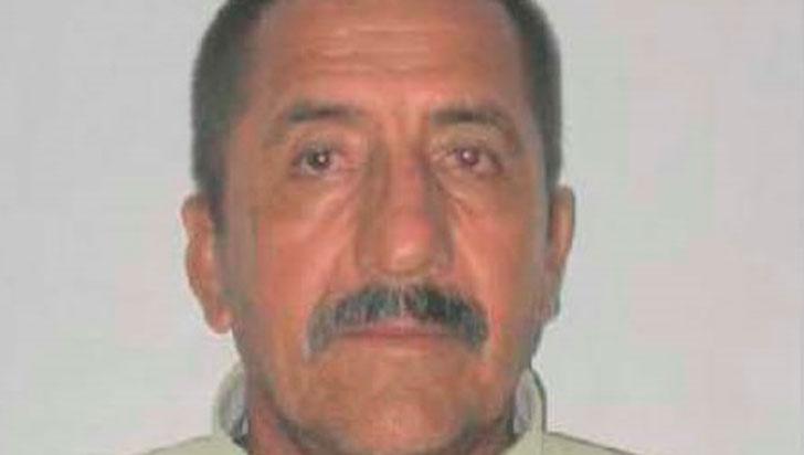 Orlando Morales, de 72 años, ciclista fallecido en La Línea