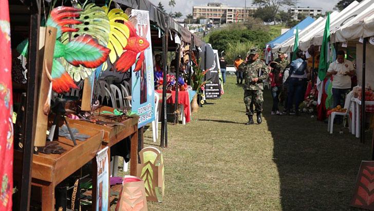 Más de 300 emprendedores rurales en rueda de negocios