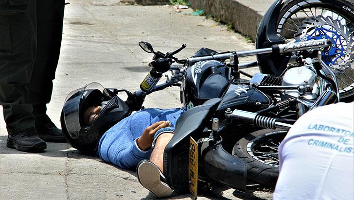 Fue ultimado cuando se movilizaba en una motocicleta