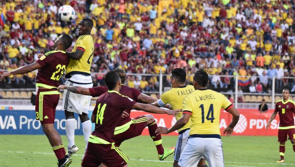 Colombia enfrentará a Venezuela en amistoso este martes