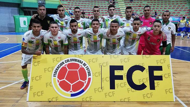 Tigres se despidió de la Liga Futsal con derrota