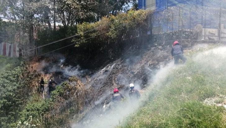 Una sanción va a la fecha por las mal llamadas quemas controladas