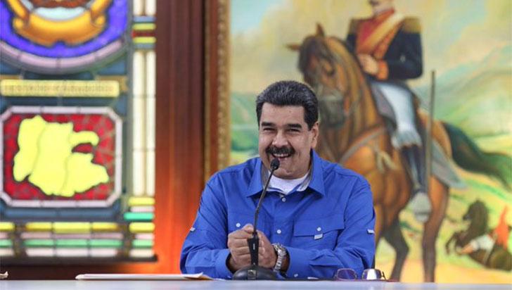 """Gobierno venezolano tildó de """"fantasías"""" denuncia de nexos de Maduro con guerrilla"""