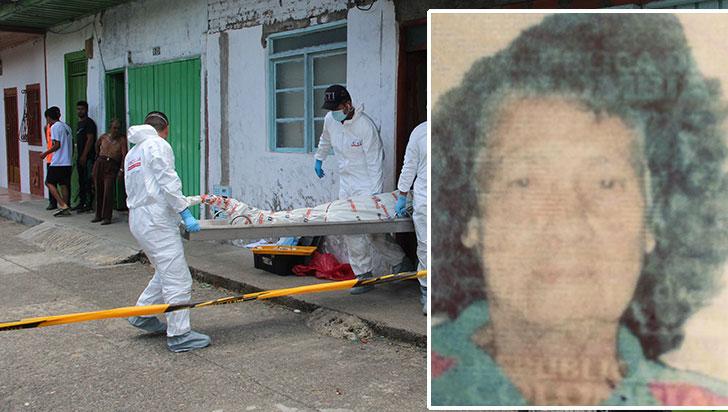 Mujer, de 89 años de edad, fue asesinada