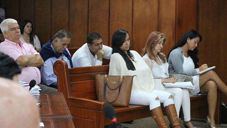 Aplazada audiencia por prevaricato en contra de diputados y exdiputados