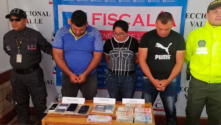De Calarcá llevaban y comercializaban  alucinógenos en Buga, Valle del Cauca