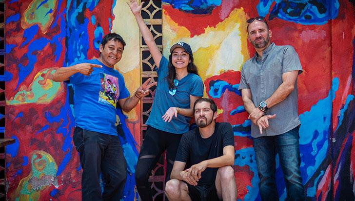 El mexican dream, estreno este jueves en el Festival Internacional de Artes