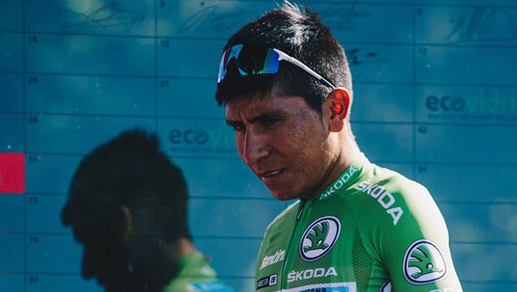 Nairo espera buena salud para atacar este jueves en busca del liderato de la Vuelta
