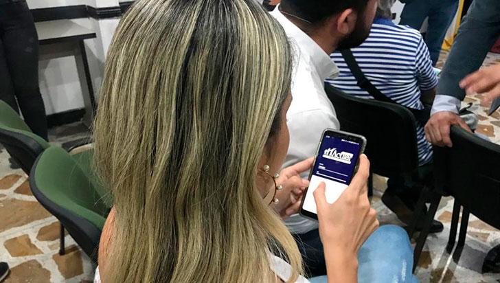 Con aplicativo buscan combatir 'gota a gota' e impulsar economía