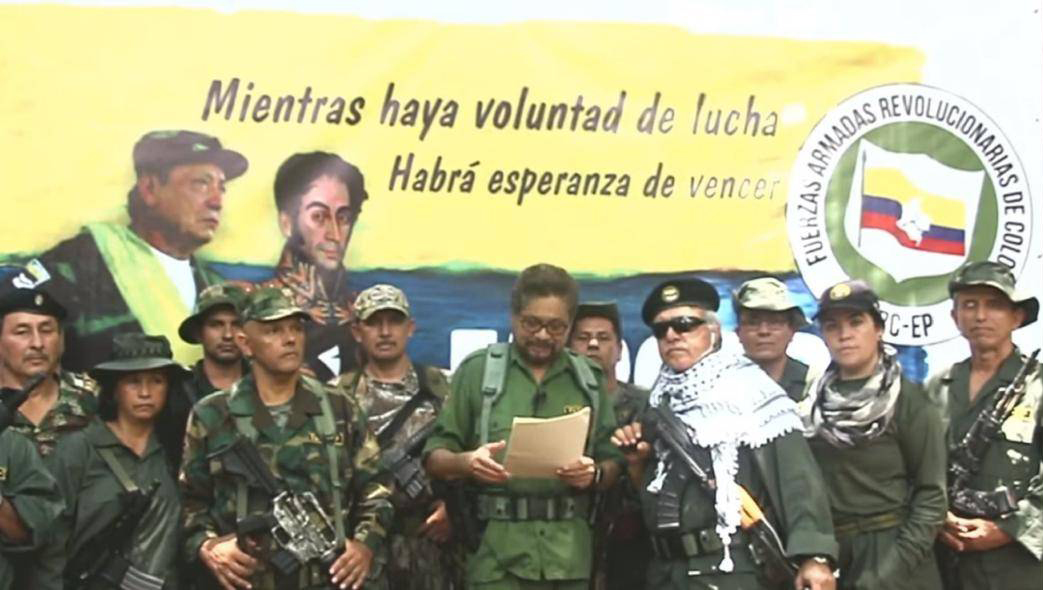 Colombia da por fracasada la llamada de Iván Márquez al rearme