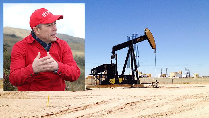 """""""El país no está preparado para el fracking"""": Luciano Grisales"""