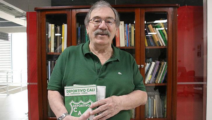 El 'disco duro' del fútbol colombiano finaliza su libro sobre el Deportes Quindío