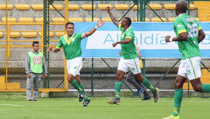 Deportes Quindío venció a Tigres para seguir líder de la B