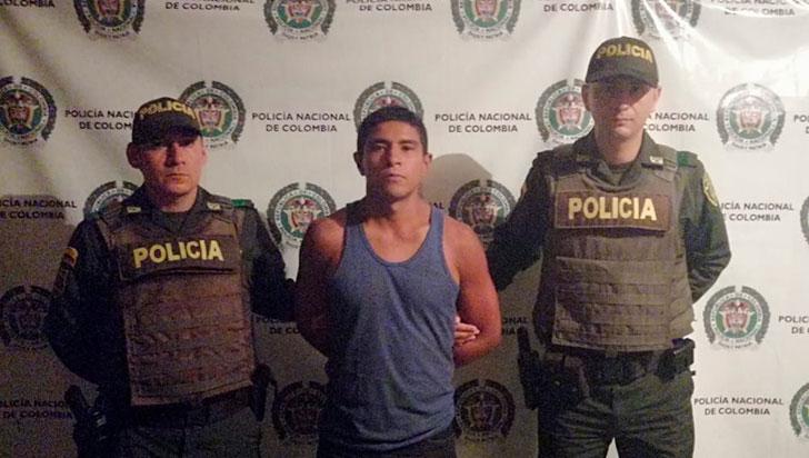 Capturado alias 'El Indio' en Calarcá