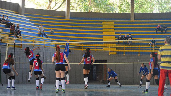 San Luis Rey y Casd fueron campeones en voleibol intercolegiado