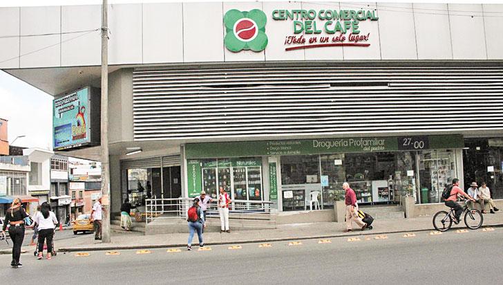 Comerciantes, incrédulos ante anuncio de invertir $100 millones en el C.C del Café