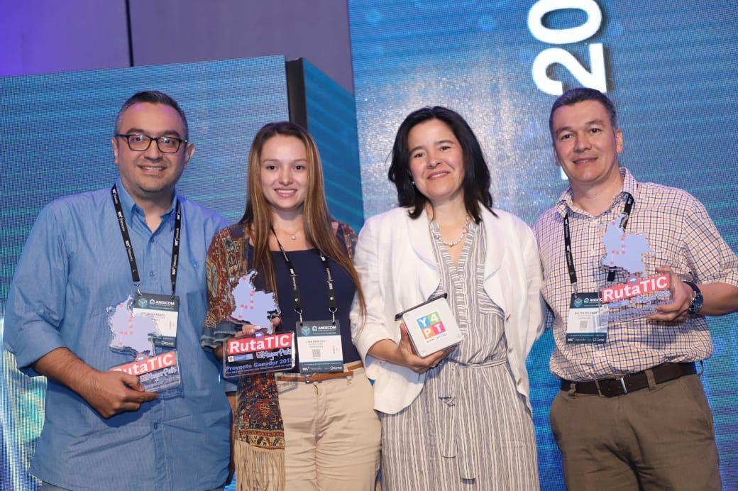 Desarrolladores quindianos obtuvieron premio del ministerio TIC