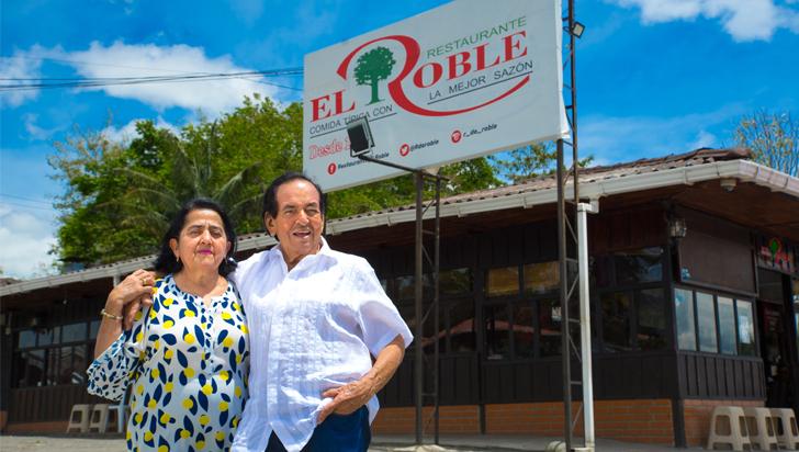 El Roble, 41 años de gastronomía y más