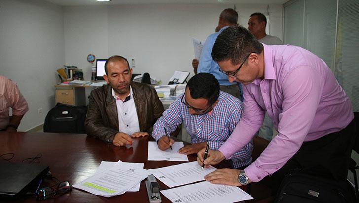 En la audiencia de  alcalde y concejales de Quimbaya se  declaró nulidad
