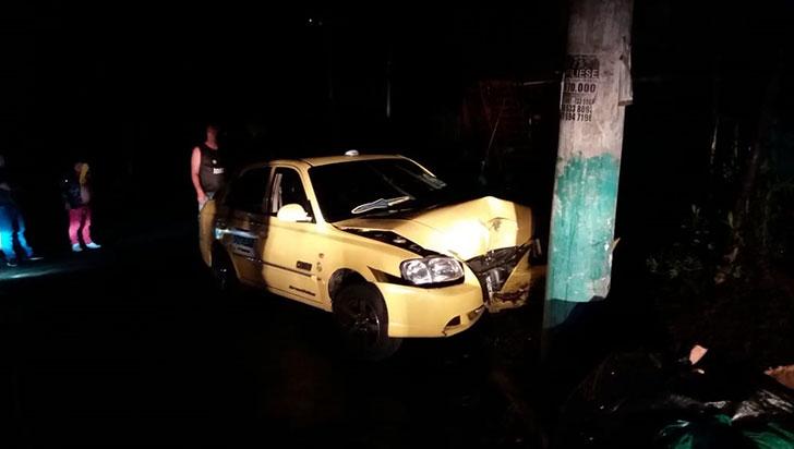 Asesinaron a taxista por robarlo en Armenia
