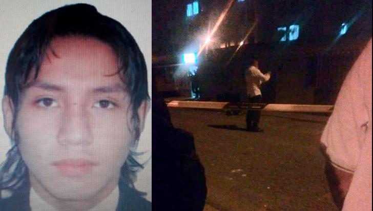 Edwin Criollo, el joven asesinado en Montenegro