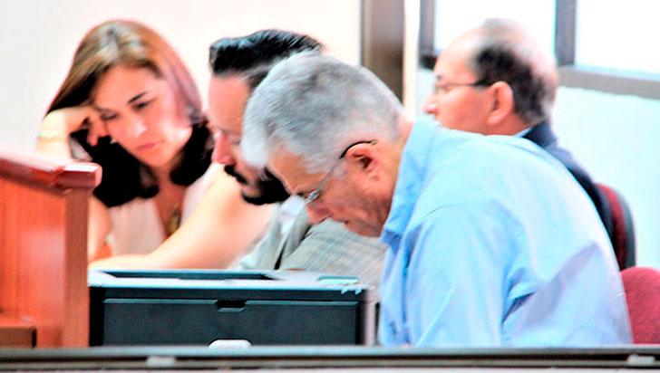 Lectura de sentencia de David Barros Vélez será el 3 de octubre
