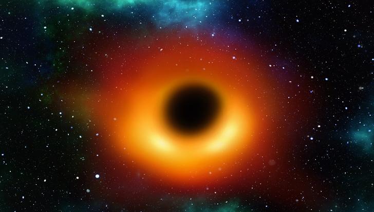 Astrofísicos sugieren que planetas sí pueden formarse alrededor de agujeros negros supermasivos